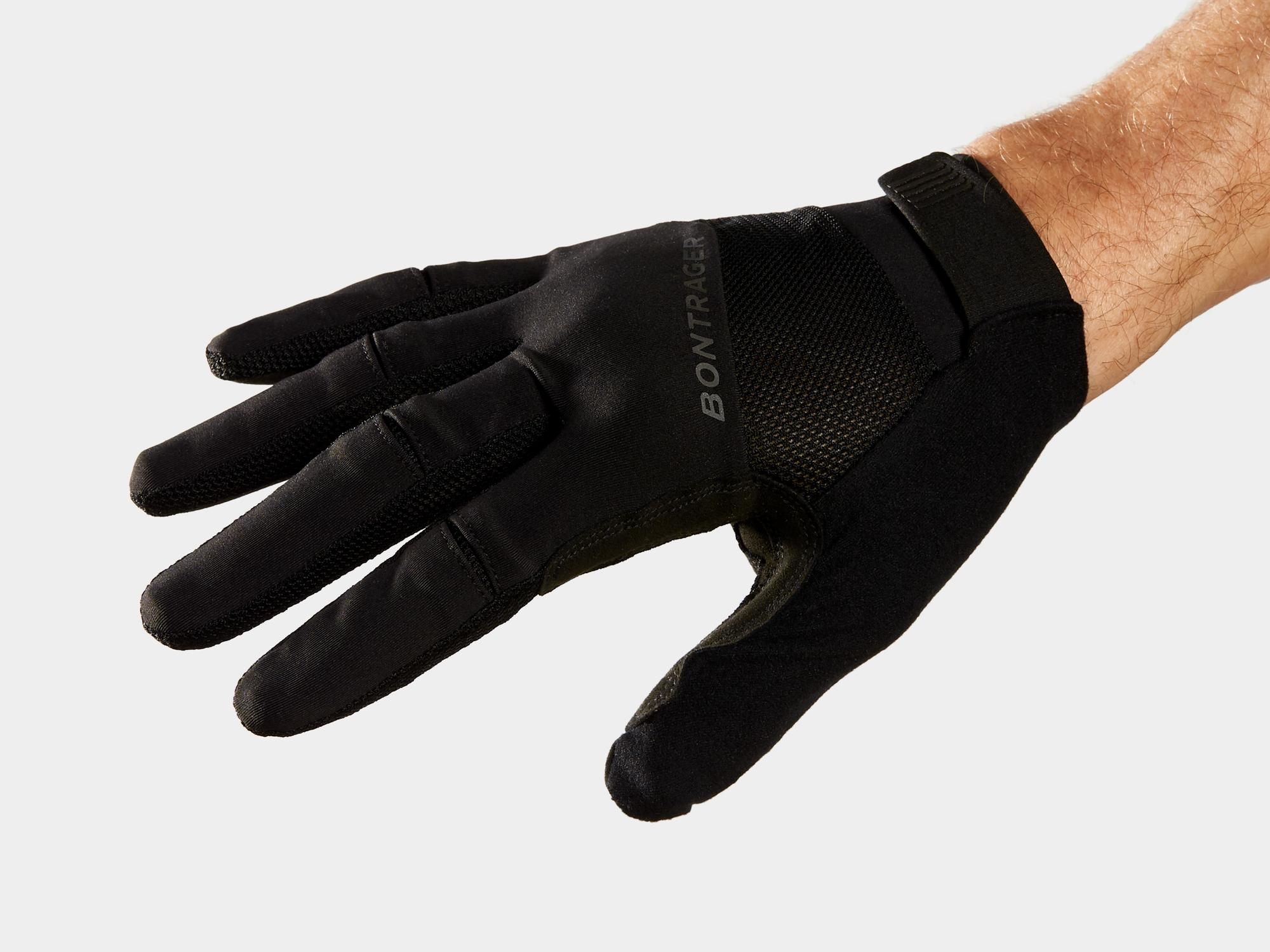 Bontrager Circuit Full Finger Twin Gel Cycling Glove