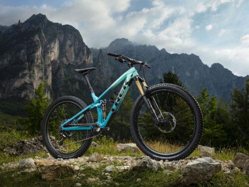 Celoodpružené horské bicykle/Fuel EX