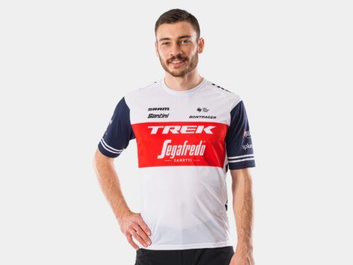 Santini Trek-Segafredo Men's Team Tech Tee
