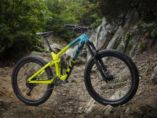 Celoodpružené horské bicykle/Remedy