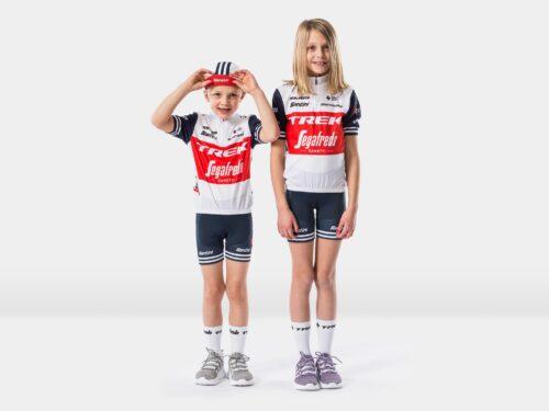 Santini Trek-Segafredo Kids' Team Replica Jersey