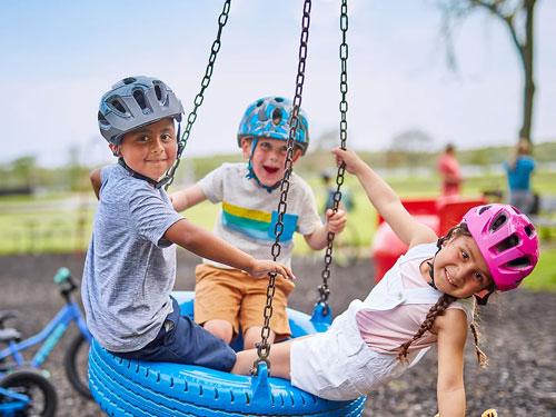 Cyklistické prilby / Detské cyklistické prilby