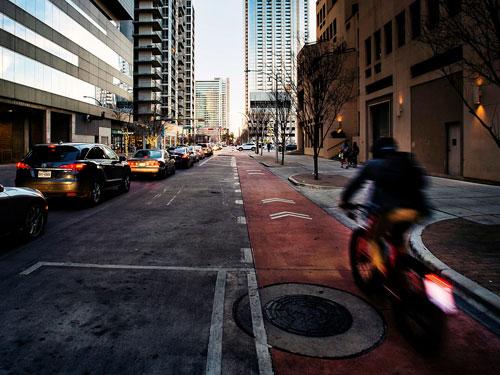 Mestské bicykle a bicykle na dochádzanie/